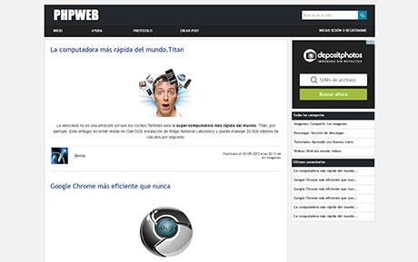 Crear pagina web con dreamweaver en php - Curso completo